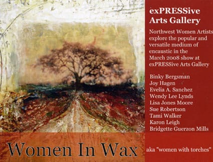 Women In Wax
