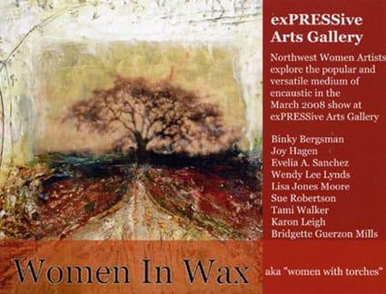 Women In Wax