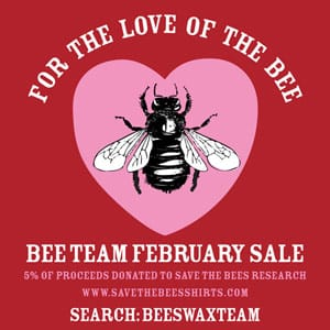 For the Love of the Bee
