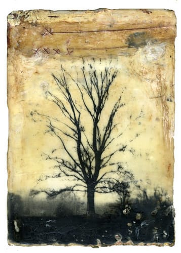 Introduction to Encaustic and Mixed Media/Photography at PerficalSense Studio