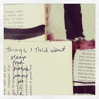 Things I Think About