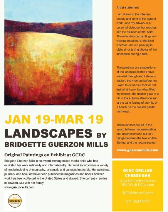 Landscapes at GCDC