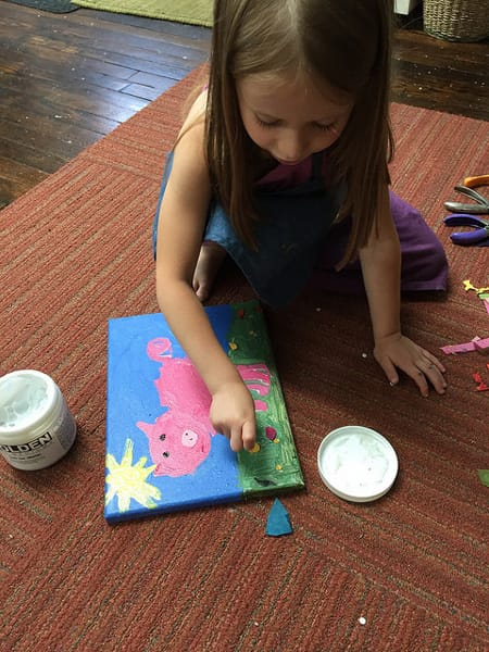 Fingerpainting the Moon: Art For All Seasons book give away!