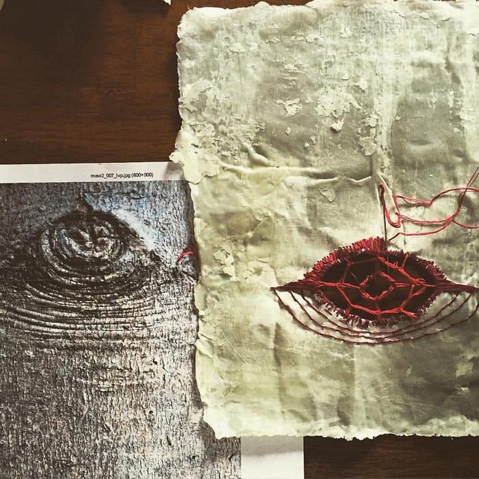 tree-eyes