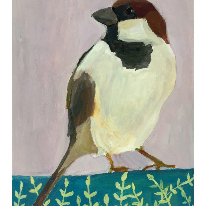 Day 17: Sparrow