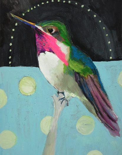 Day 24: Hummingbird