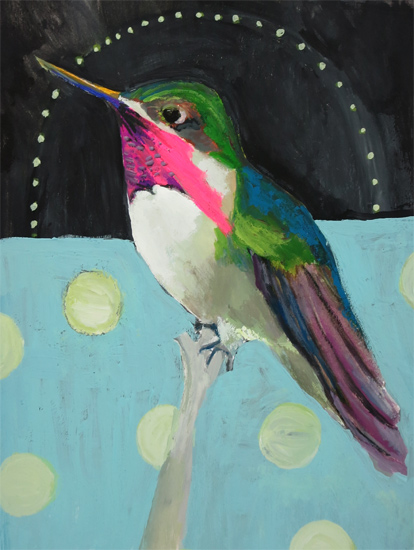 No. 24: Hummingbird