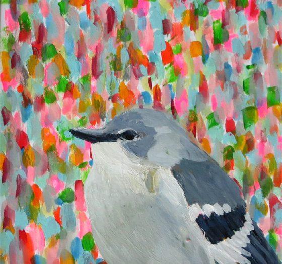 Mockingbird Fine Art Print