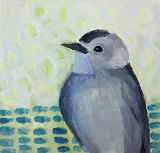 Day 28: Gray Catbird
