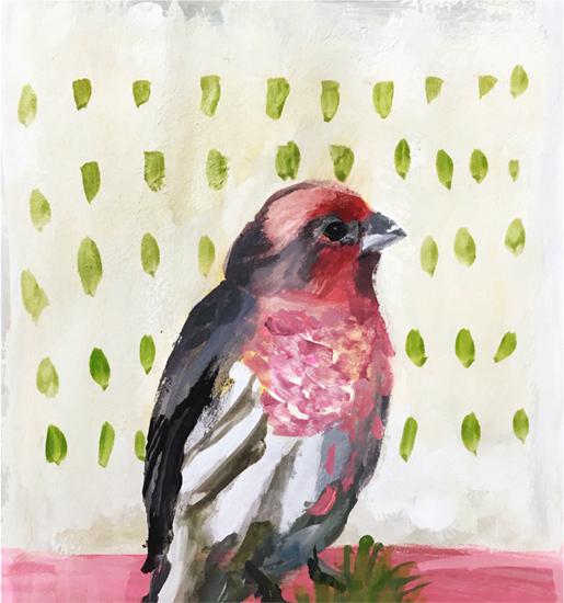 Day 39: Finch