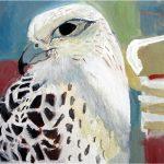 Day 45: Gyr Falcon