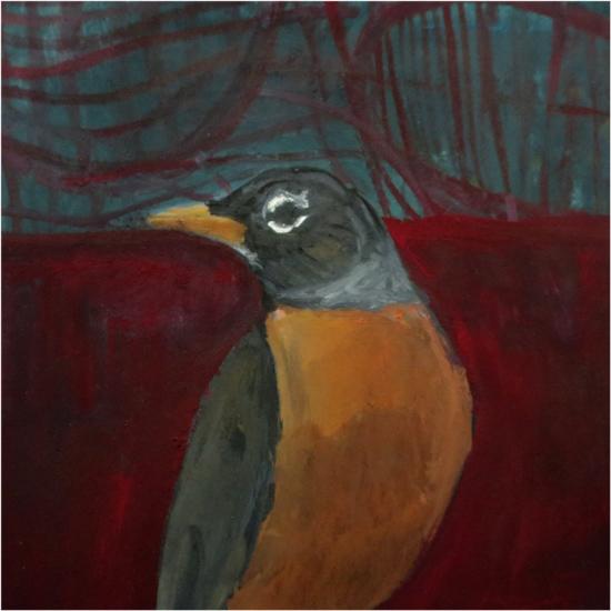 Day 23: American Robin