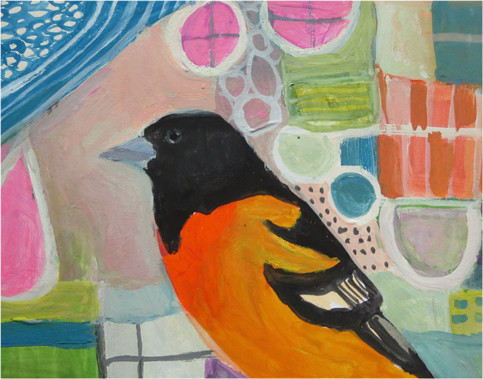 Day 27: Oriole