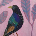 No 48: Starling Print