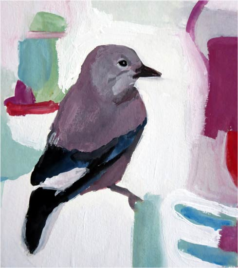 No. 56: Clark's Nutcracker