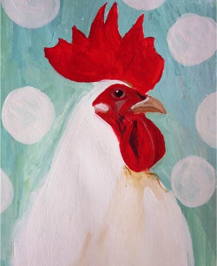 No. 65: Rooster