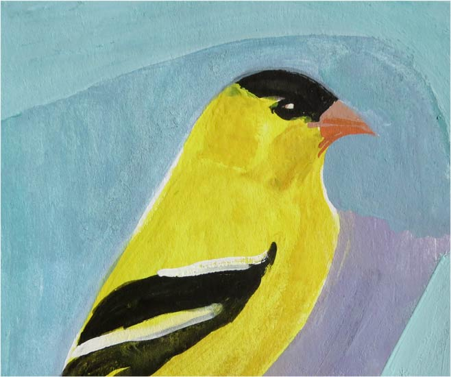 No. 68: American Goldfinch