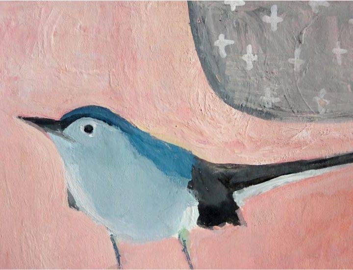 No. 70: Blue-gray Gnatcatcher