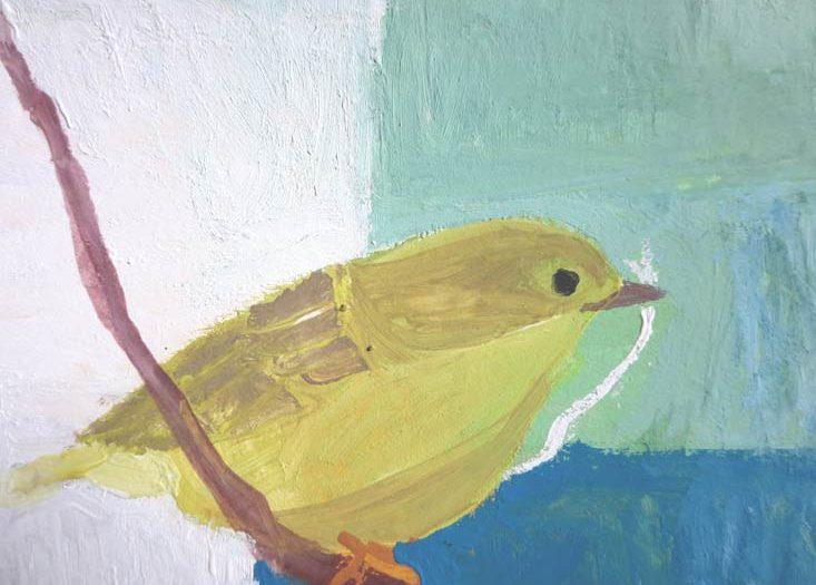 No. 64: Yellow Warbler