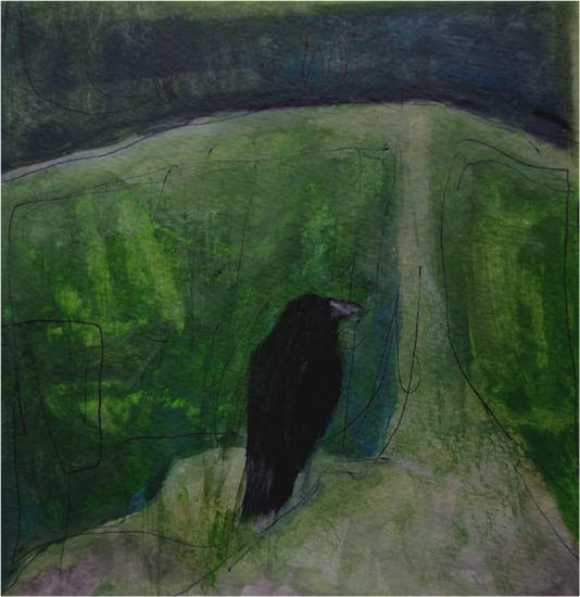 no 82: Katahdin Raven
