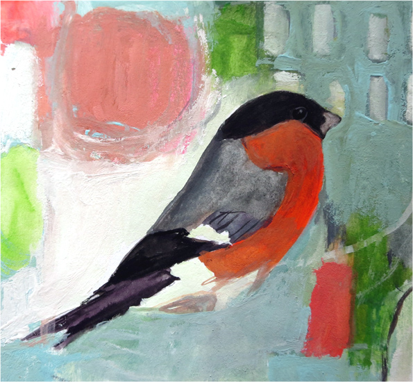 No. 93: Eurasian Bullfinch