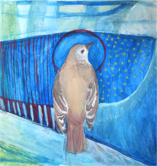 No. 96: Hermit Thrush - Blessed Hope
