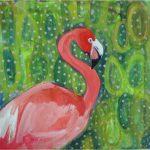 No. 98: American Flamingo