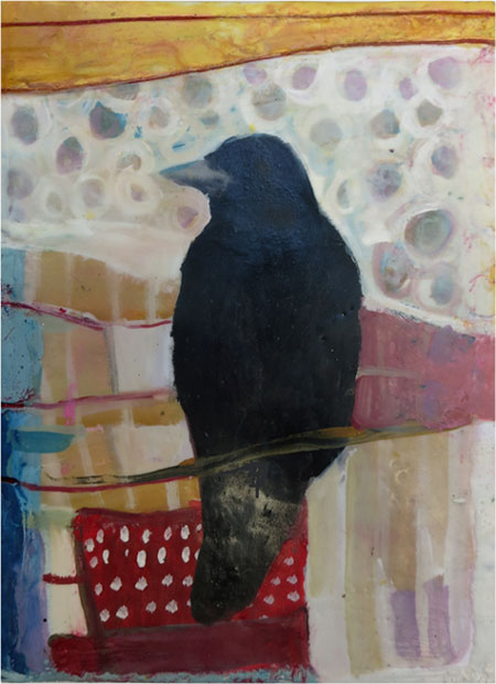 Crow Messenger