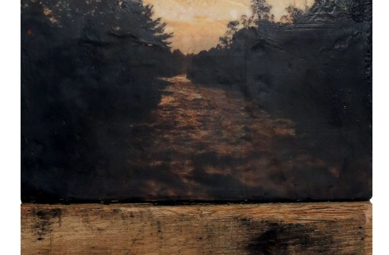 Water and Wax group exhibition at Cappaert Contemporary
