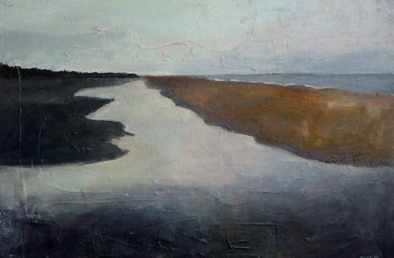 High Tide River