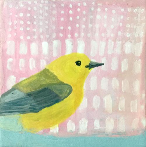 Warbler: Heartsong
