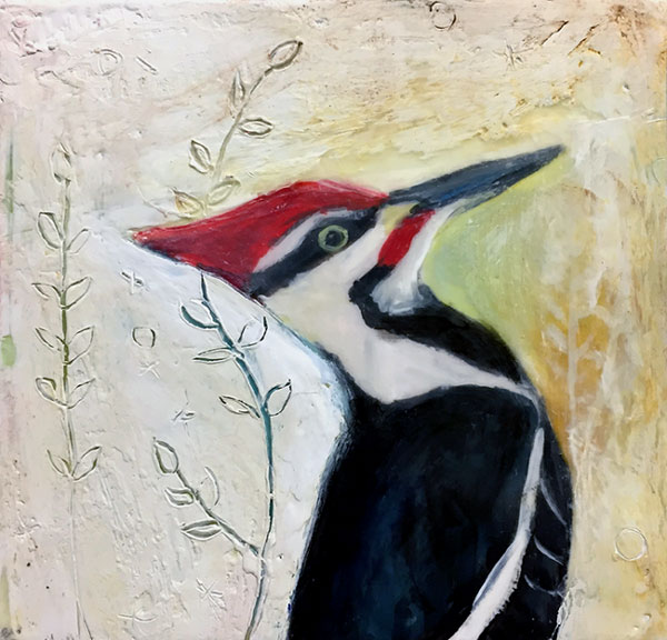 Pileated Woodpecker: the Messenger